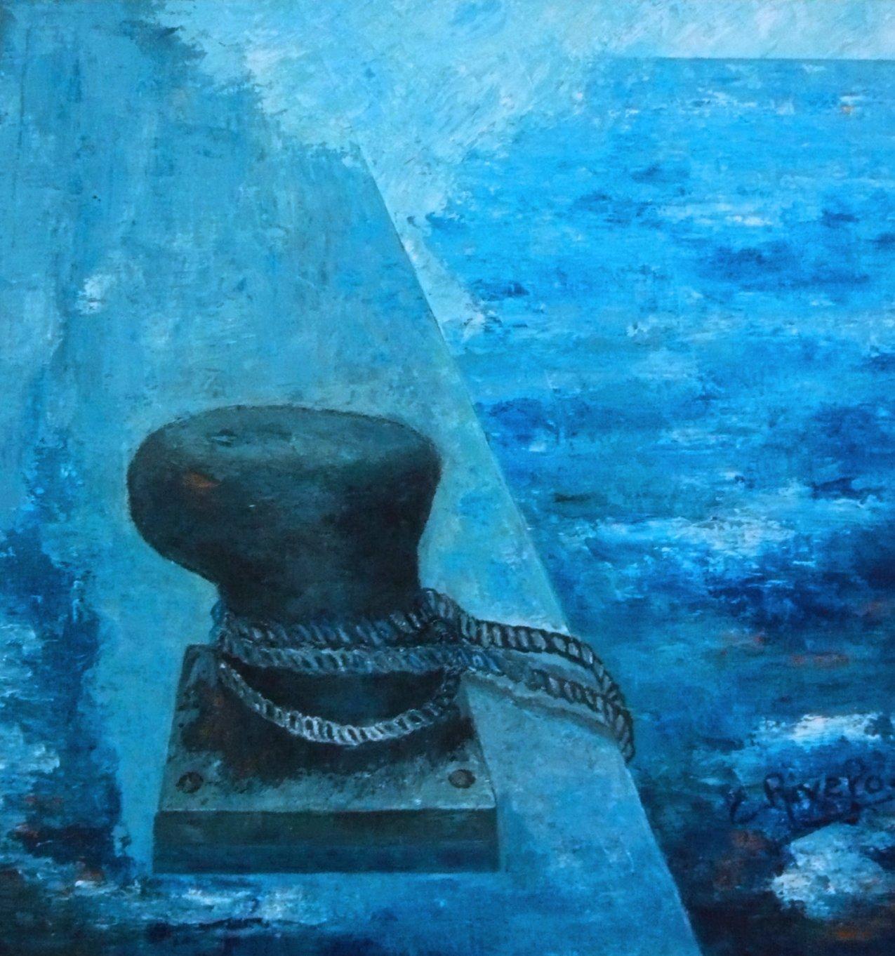 De Azul. (2010) - Conchy Rivero