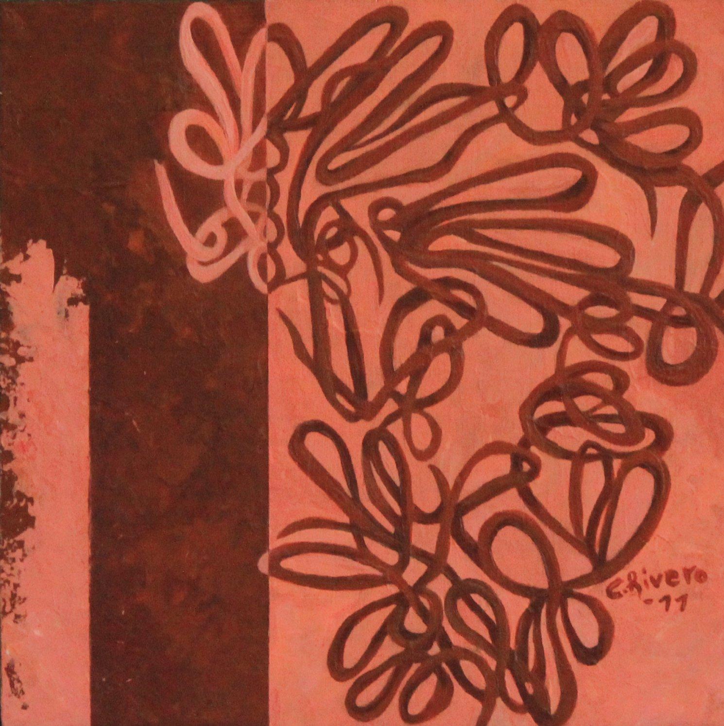 Serie Hierba, árbol, flor. (2012) - Conchy Rivero