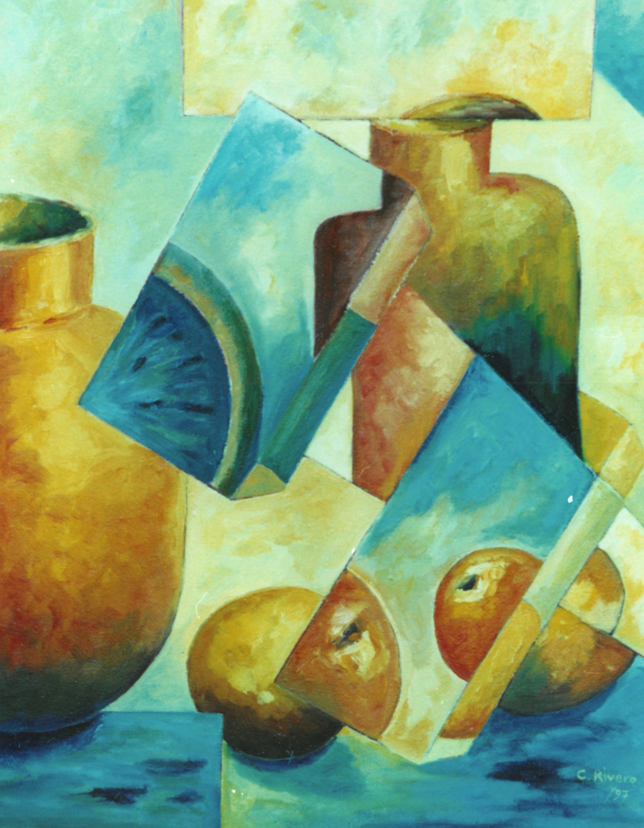 Serie caleidoscopio (2001) - Conchy Rivero