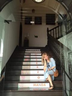 Tatiana Restrepo Exposición en el Museo Casa de los Tiros