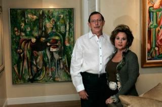 Betty e Isaac Rudman