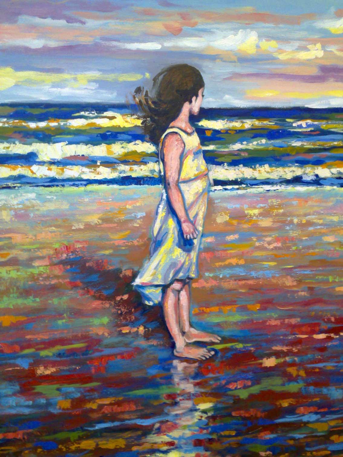Mirando al mar (2015) - Belén Sambucety