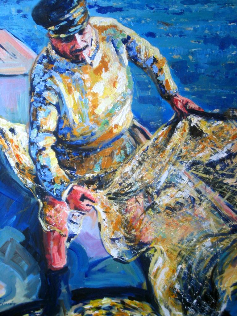 Pescador (2009) - Belén Sambucety