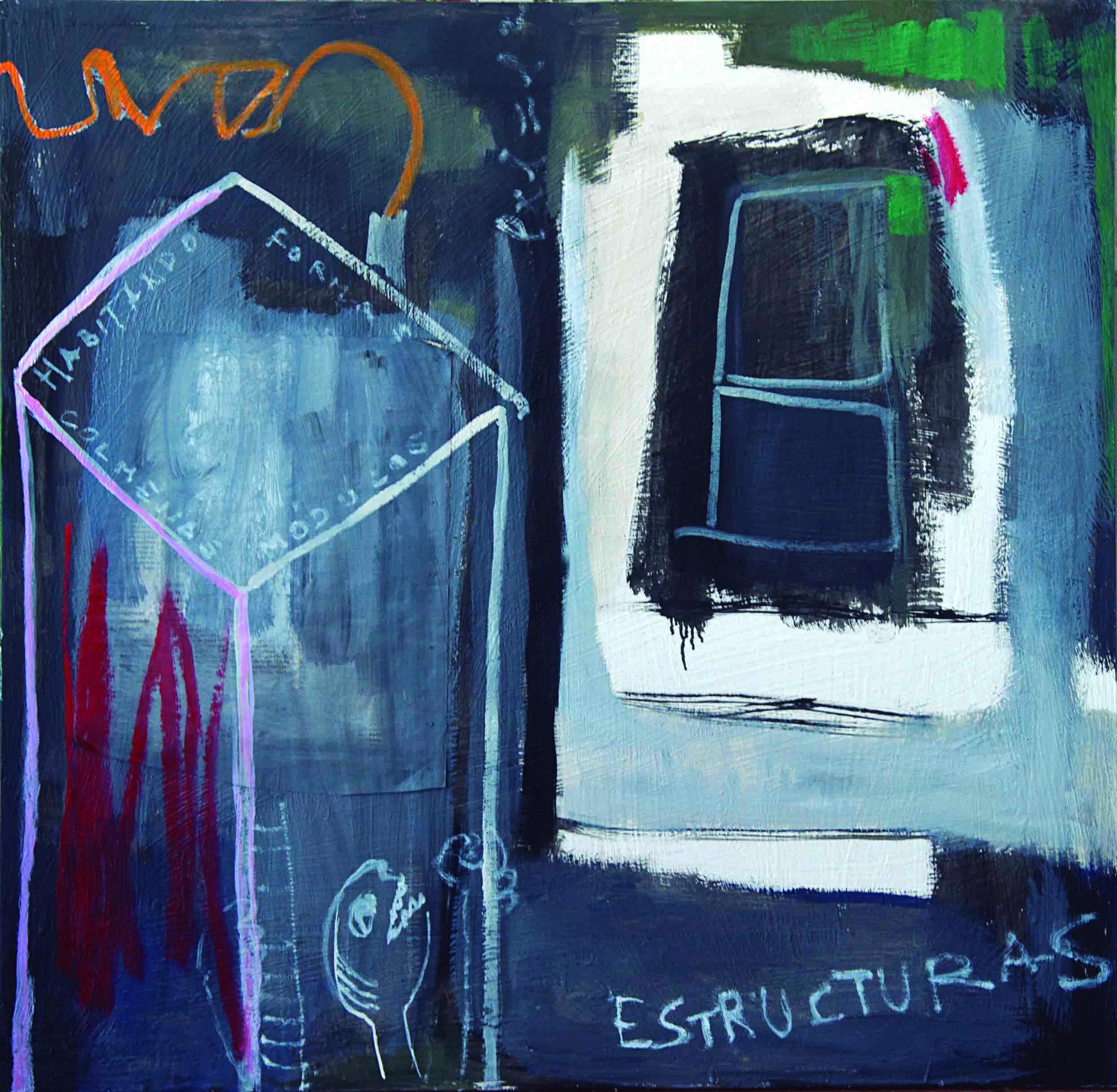Habitando formas (2019) - Carmen Gutiérrez Tischler - Carmen Tischler