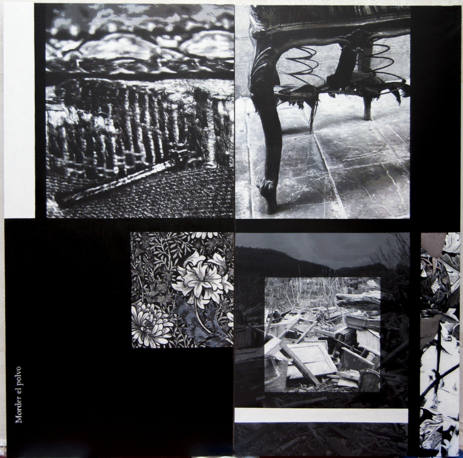 Morder el polvo (2020) - Eduardo Serrano González