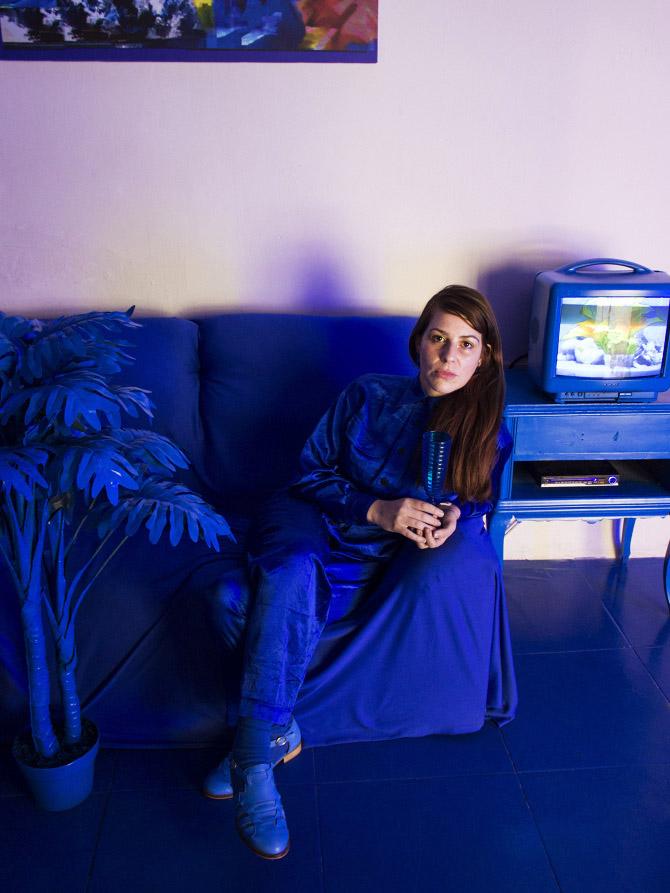 #0000ff (2016) - Marian Garrido