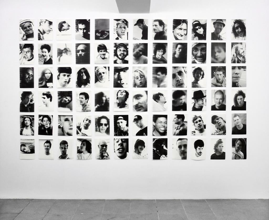 Professional Portraits (A Chronicle of Skateboarding) (2016) - Ian Waelder