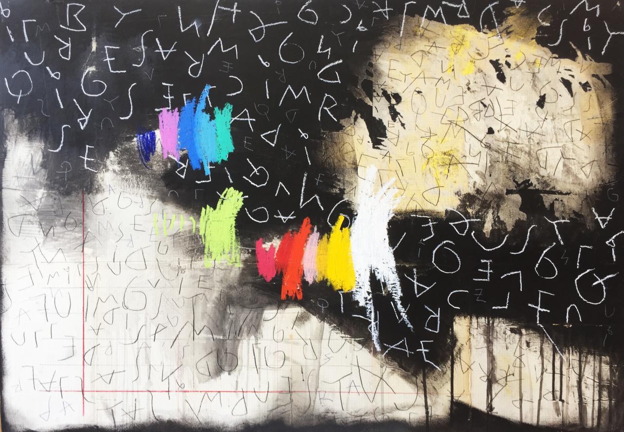 Título libre_2 (2018) - Sandra Partera