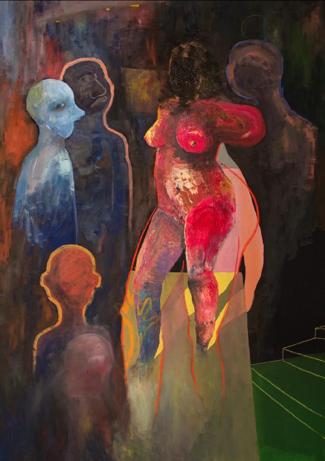 Ablación óptica (2018) - Carlos Lenes - Lennes