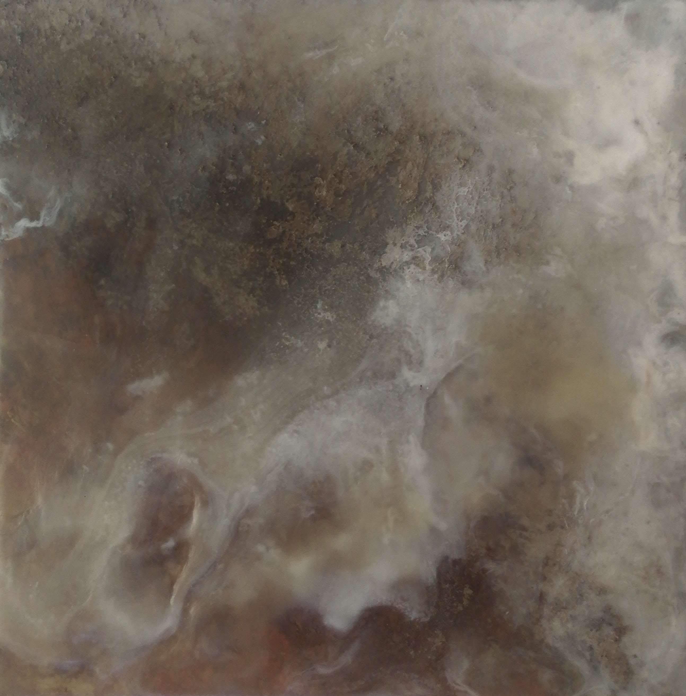 Macro Micro Tierra T (2019) - Gina Cubeles Bonet - Gina Cubeles