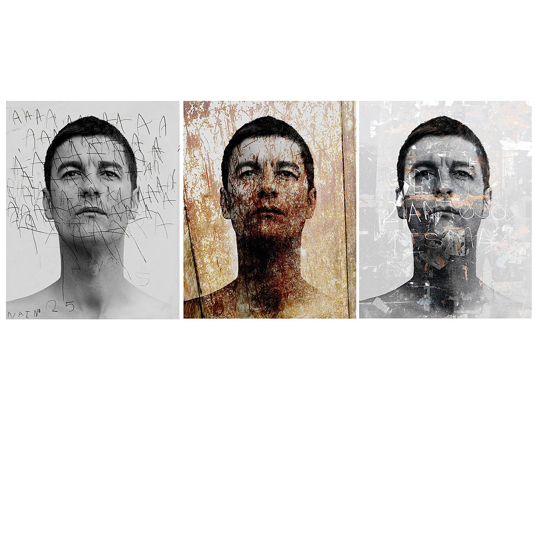 FRAGMENTACIONES DE UNA IDENTIDAD (2011) - Pablo Rubio Muñoz