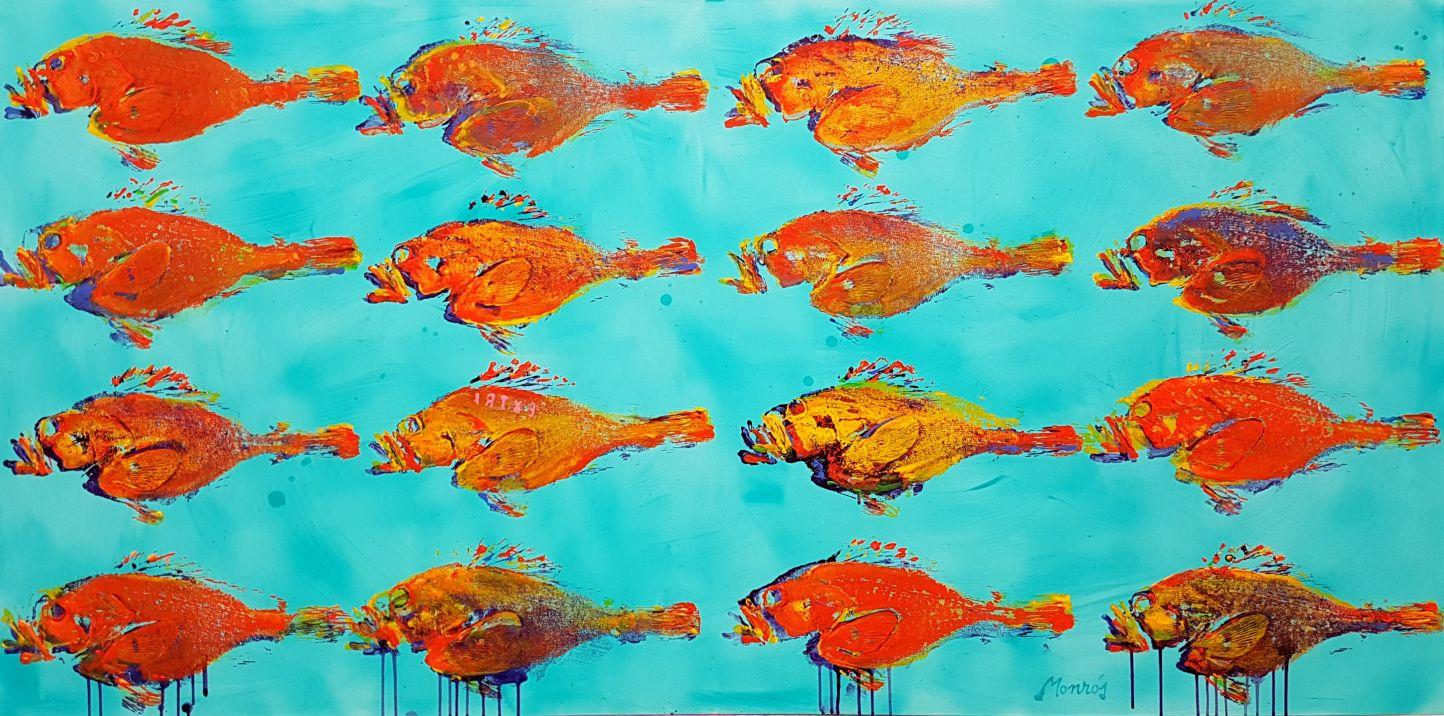 red fish serie (2019) - David Monrós