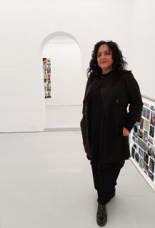 Retrato de Begoña Martínez Deltell — Cortesía de la Fundación Jorge Alió