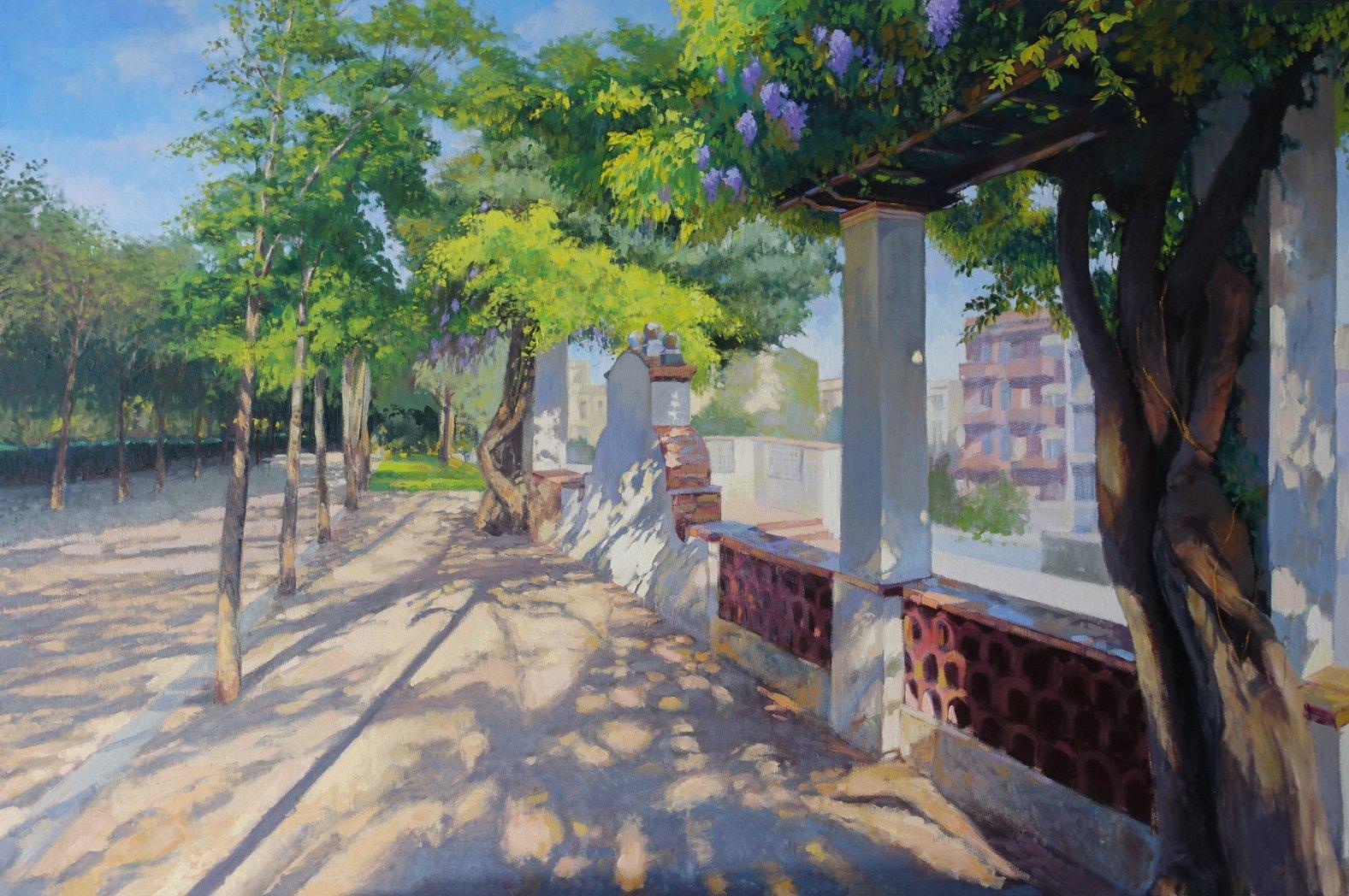 Parc bosc fe Figueres