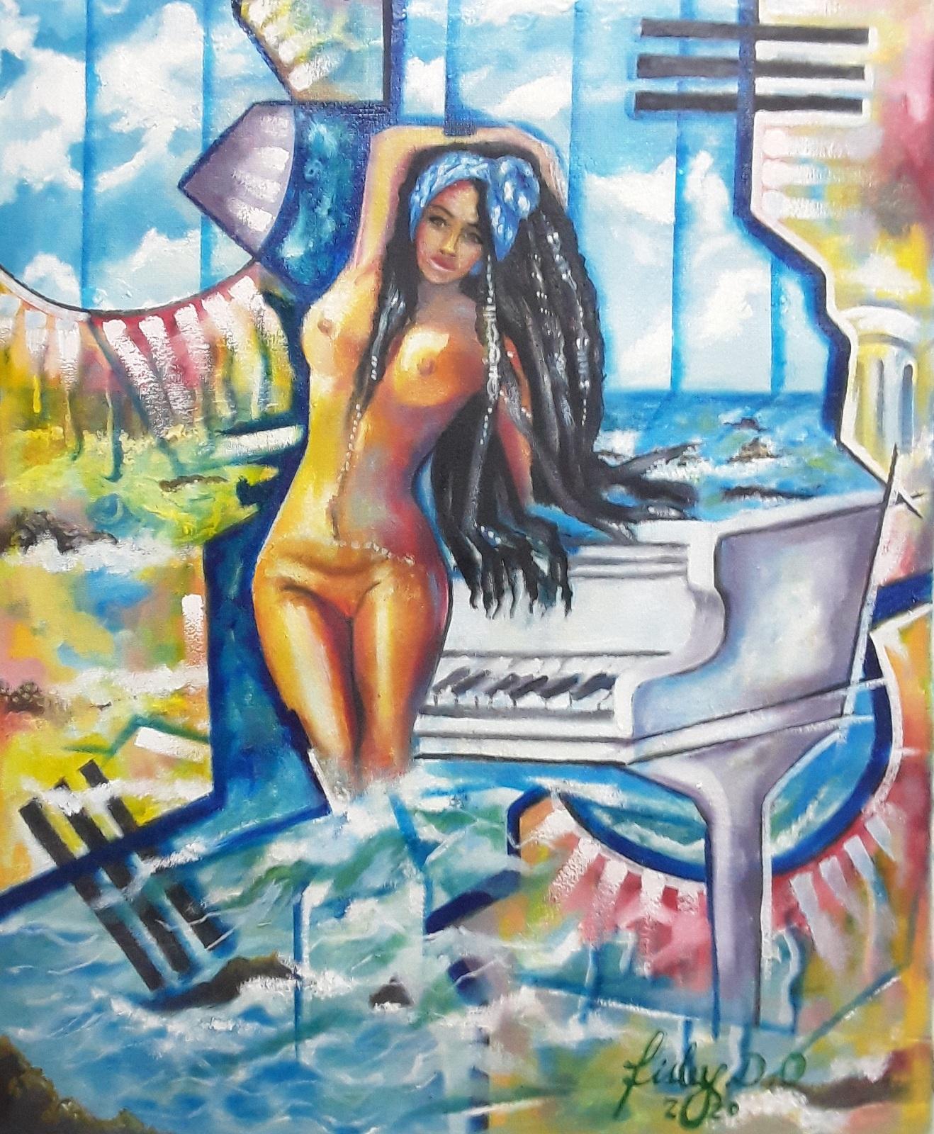 Rapsodia en el caribe (2020) - Lisley Durañon