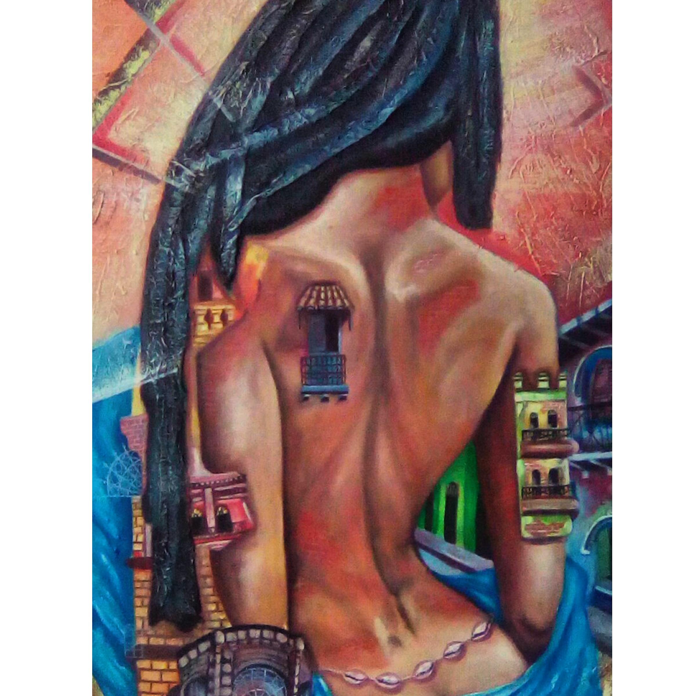 La venus de San Cristóbal (2019) - Lisley Durañon