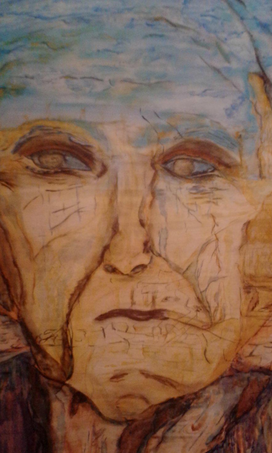 Surrealismo de recuerdos ciegos (2016) - Sergio Javier Roda - Martín Nigromante