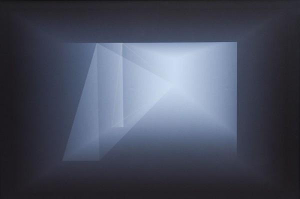 Proyección Eónica 226x150mm Obra premiada Lalit Kala Akademi