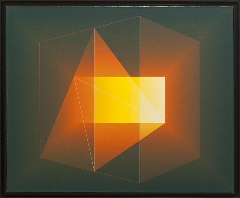 Serie Malevich 42 cuadros (1982) - Julián Casado Lamoca