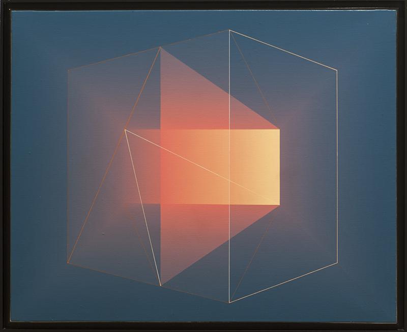 Serie Malevich. 42 cuadros. (1982) - Julián Casado Lamoca