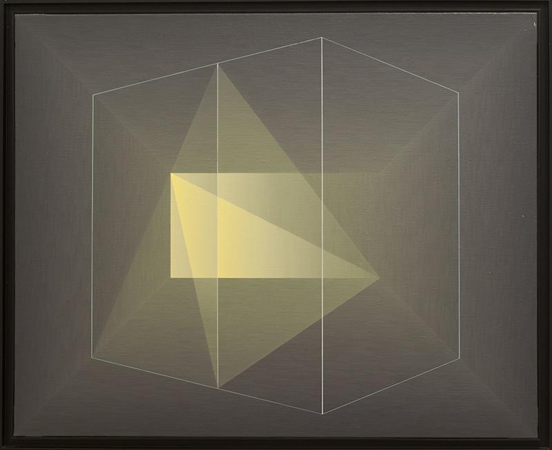 Serie Malevich. 42 cuadros (1982) - Julián Casado Lamoca