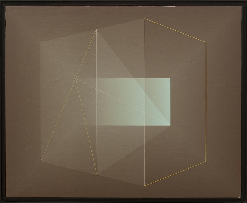 Serie Malevich. 42 cuadros.