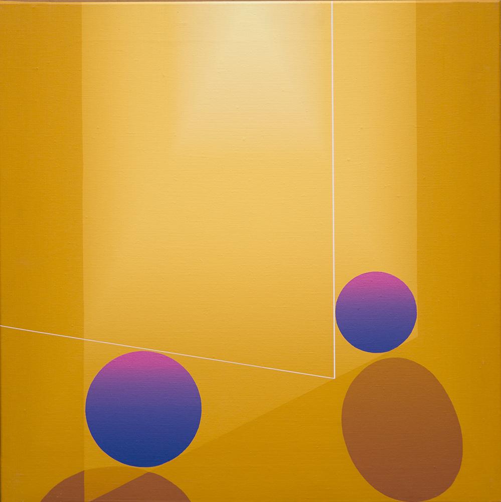 Variación sintáctica - Serie de 6 cuadros (1993) - Julián Casado Lamoca