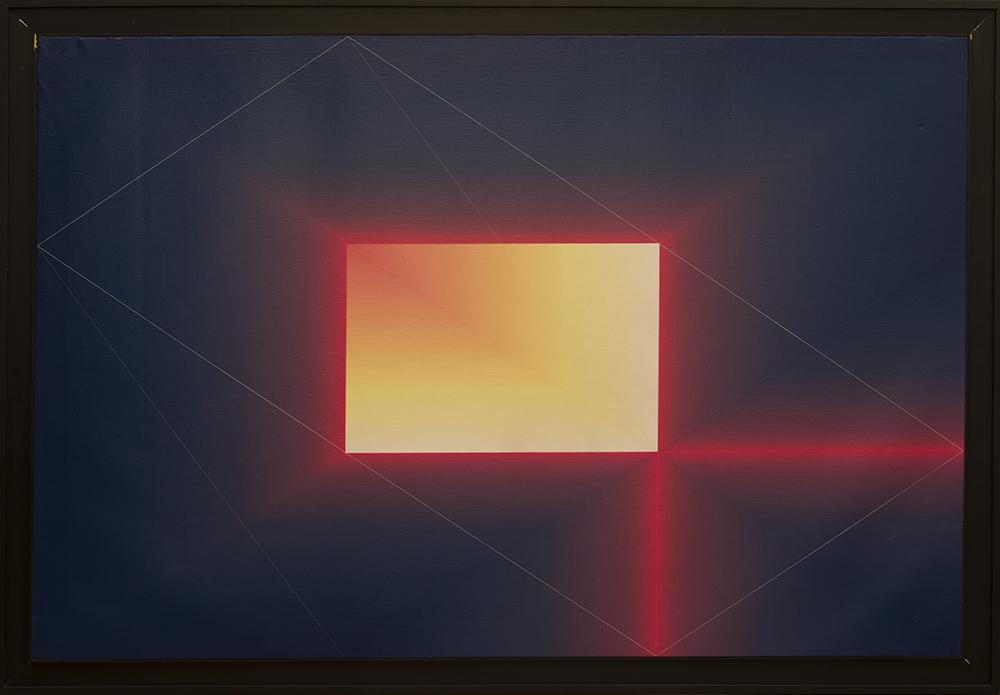 Variación espacial en función de la luz a partir de una estructura dada IA