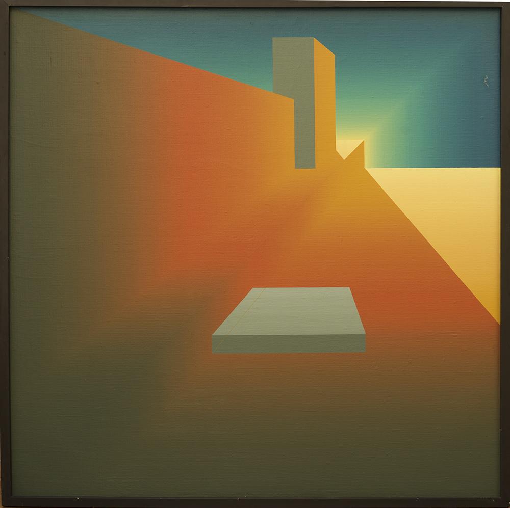 El tiempo cerca la memoria (1983) - Julián Casado Lamoca