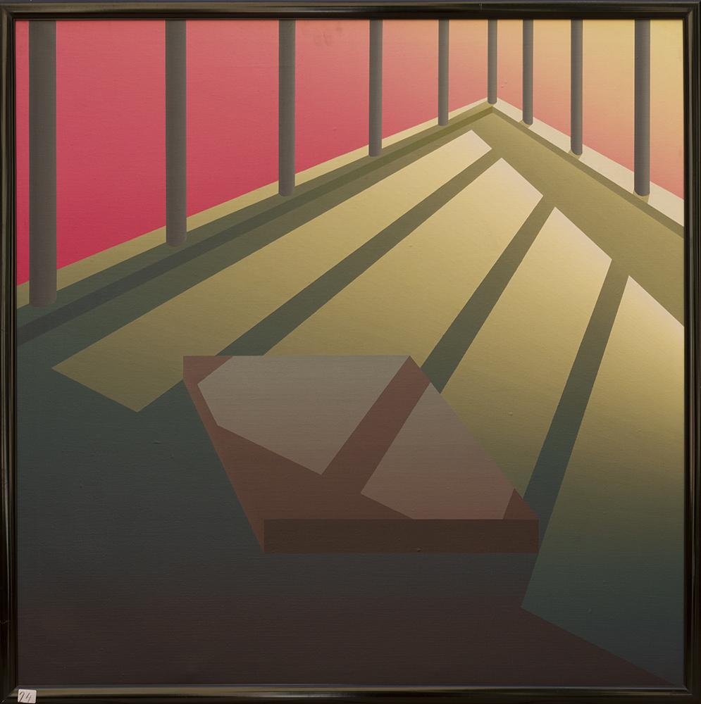 El tiempo circunscribe la memoria (El Cotile) (1983) - Julián Casado Lamoca