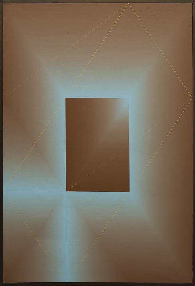Variación espacial en función de la luz a partir de una estructura dada IIA