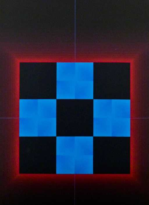 Variación sobre un símbolo arcaico (1971) - Julián Casado Lamoca