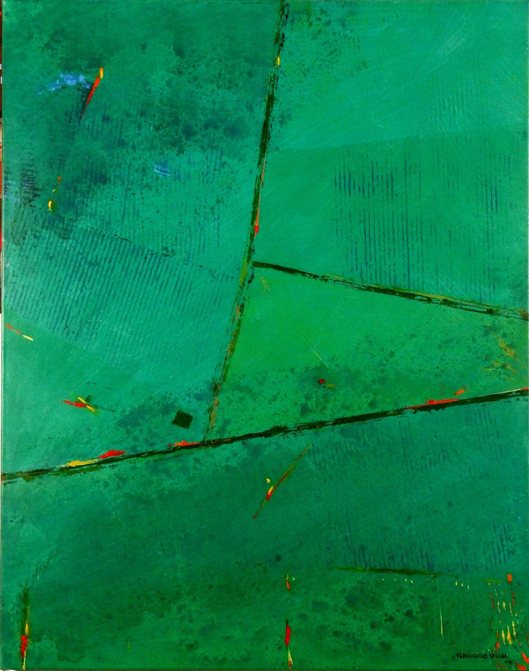 Courelas   Inverno (2007) - Fernando Vidal