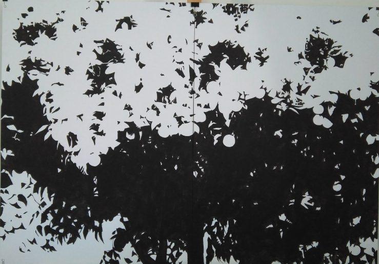 Emptiness (shadow) (2017) - Luis San José Rodríguez