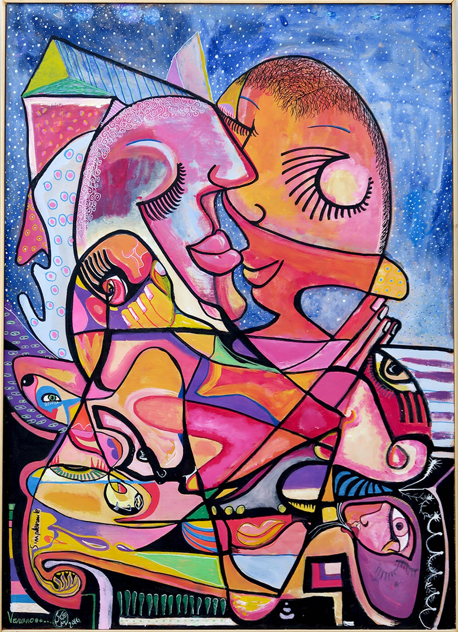 SIMPLEMENTE VERANO (2016) - Miguel Holguin - SOM