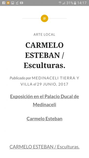 Exposición en Palacio Ducal Medinaceli