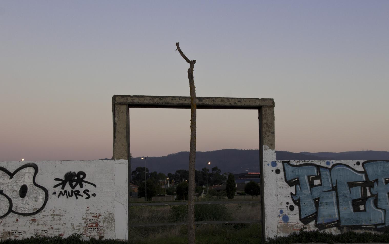 Gráfica urbana I (2018) - Carmen Suárez Álvarez