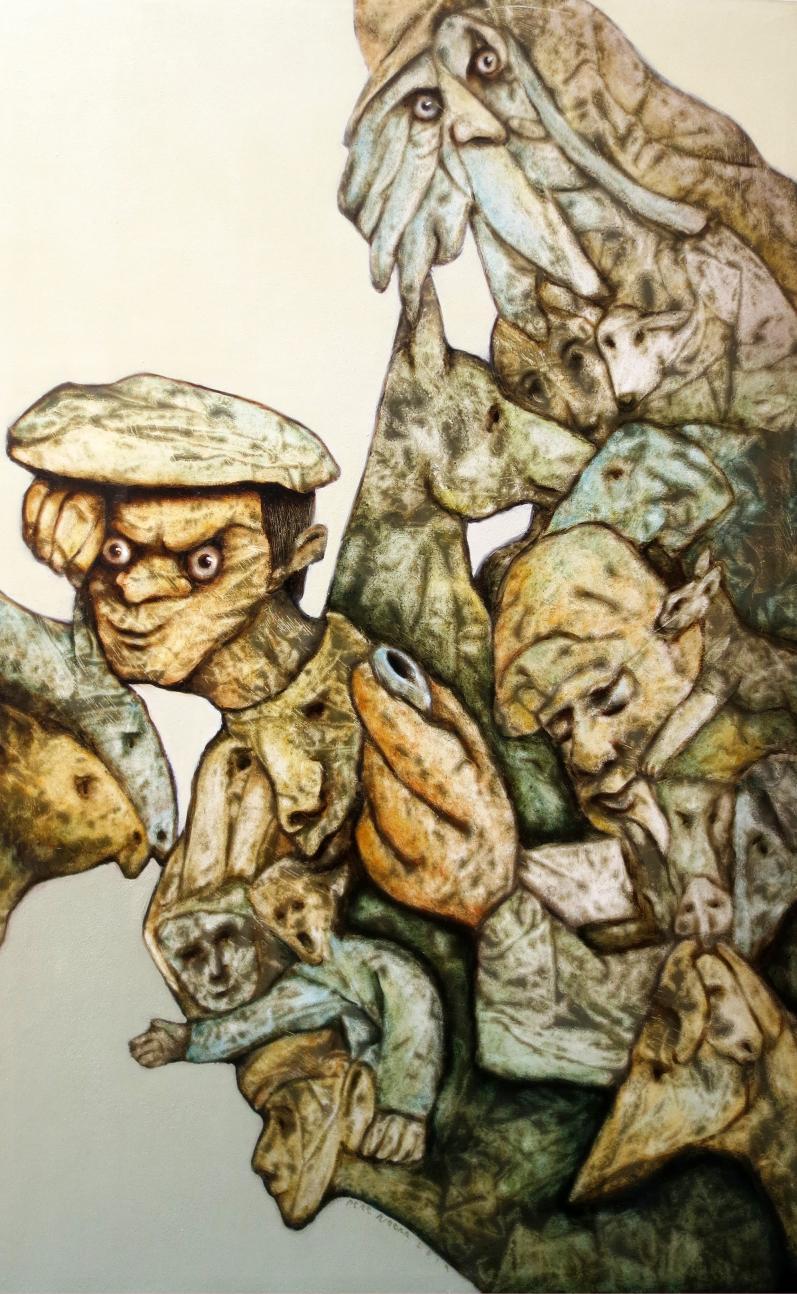 """""""El sueño de Picasso"""" (2019) - Pere Ribera"""
