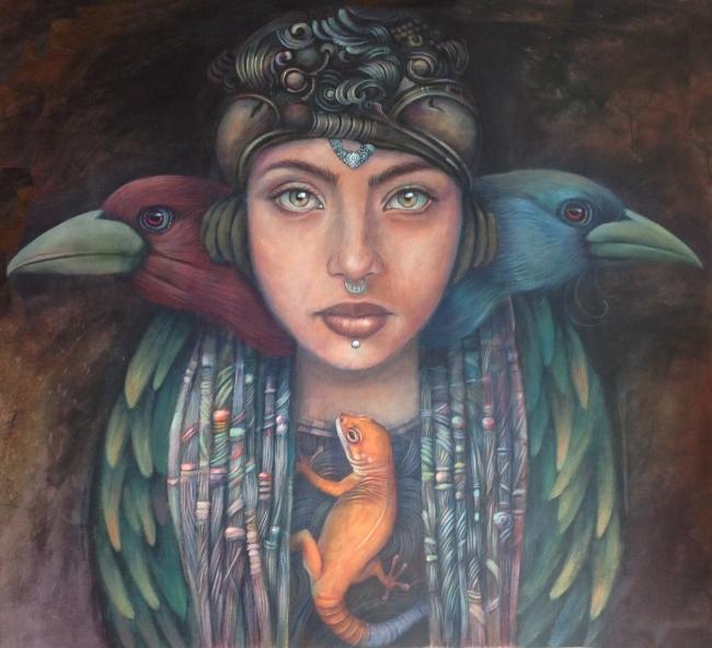 Diosa de la Fertilidad