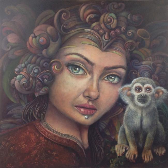 Diosa de la Selva