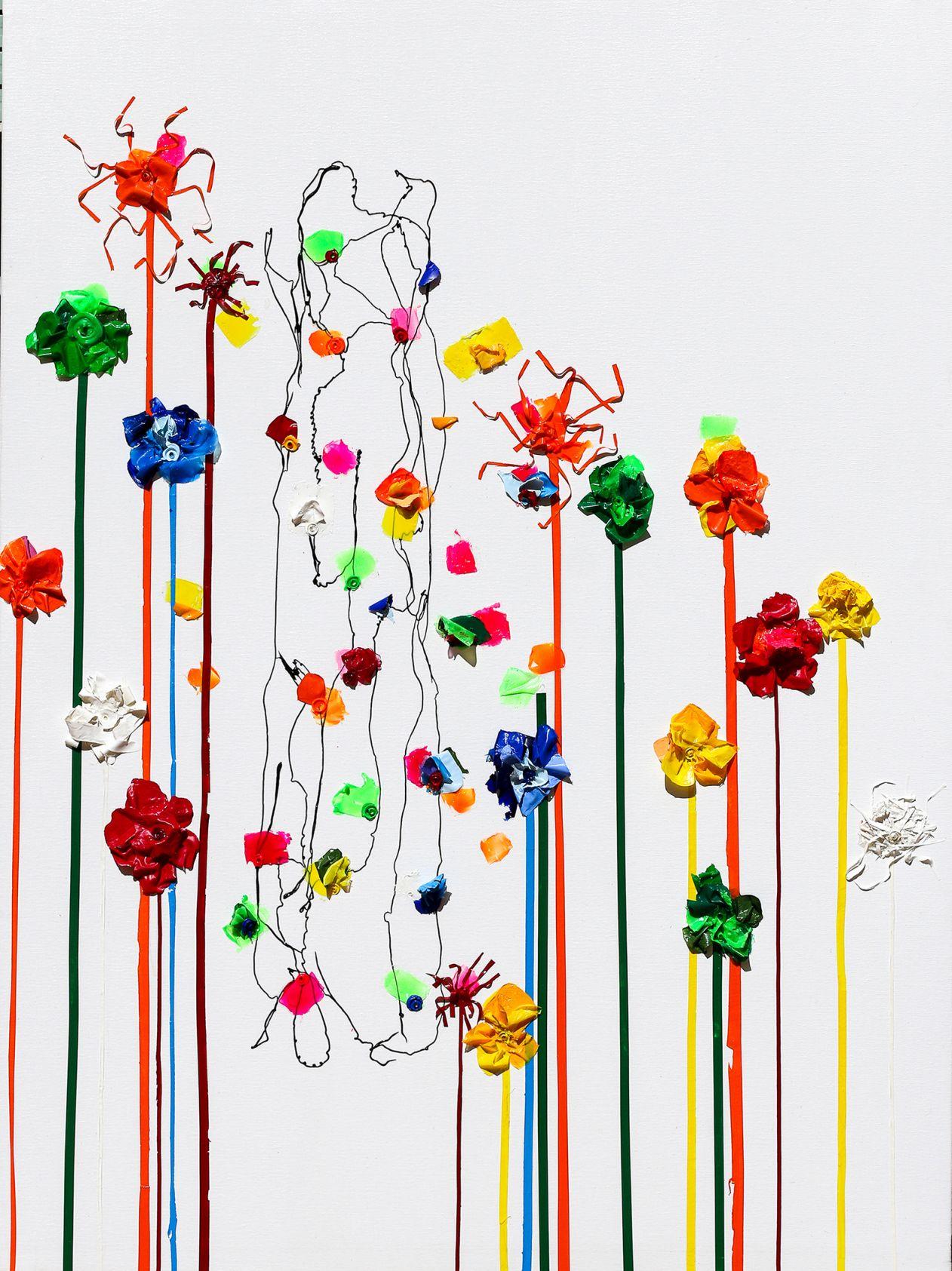 """entre flors"" (2016) - Vicenç Palmer"