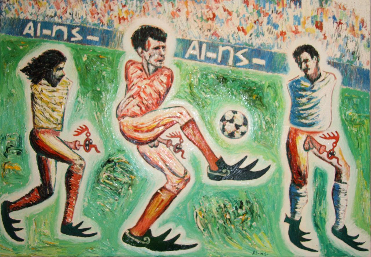 Campeones (1997) - José Pedro Alonso Miralles - Alonso