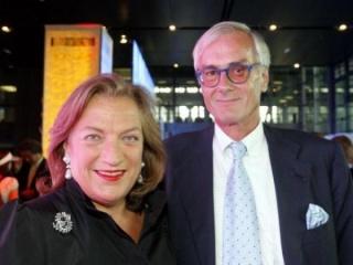Ellen & Michael Ringier