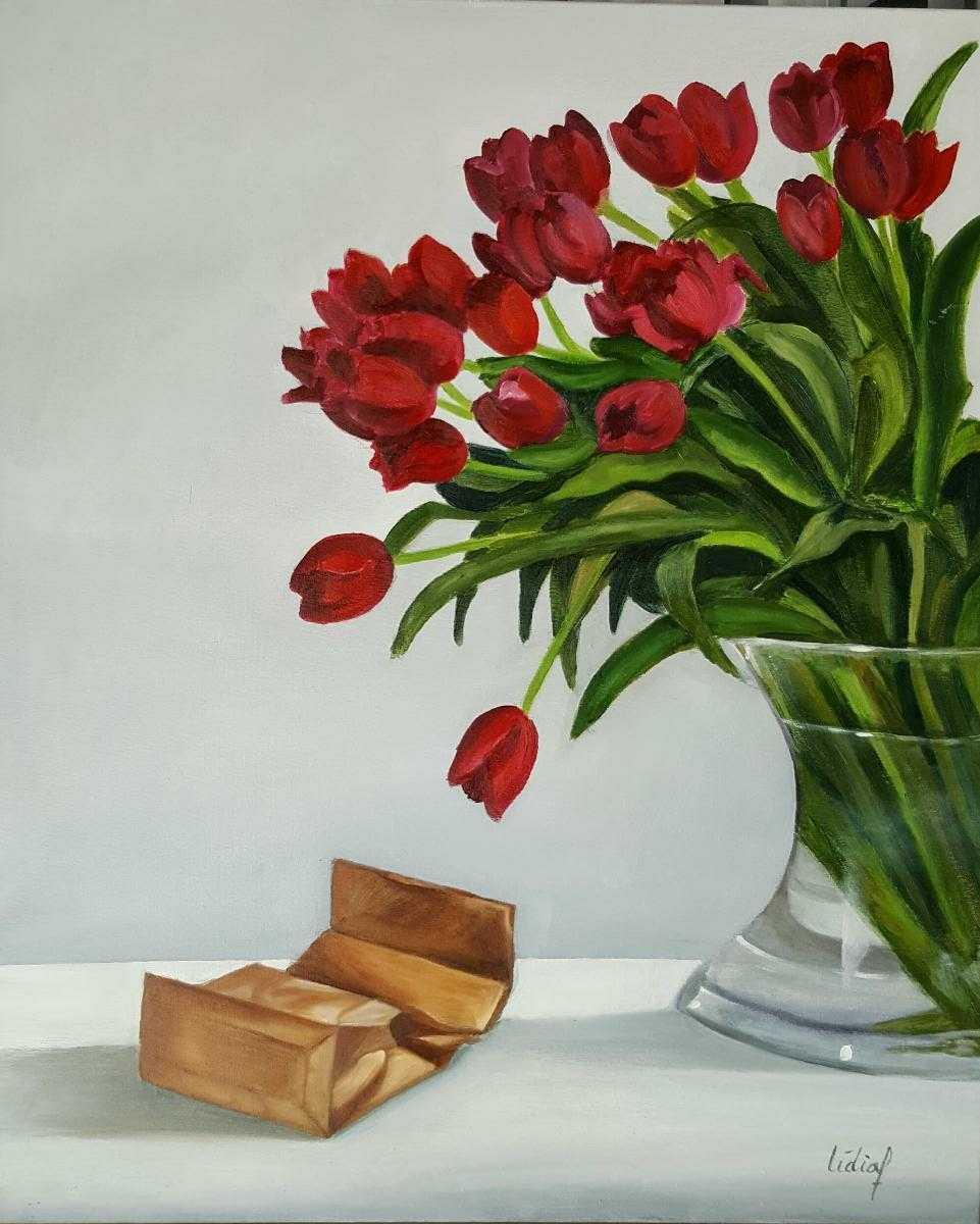 Tulipanes (2016) - Lídia Flotats