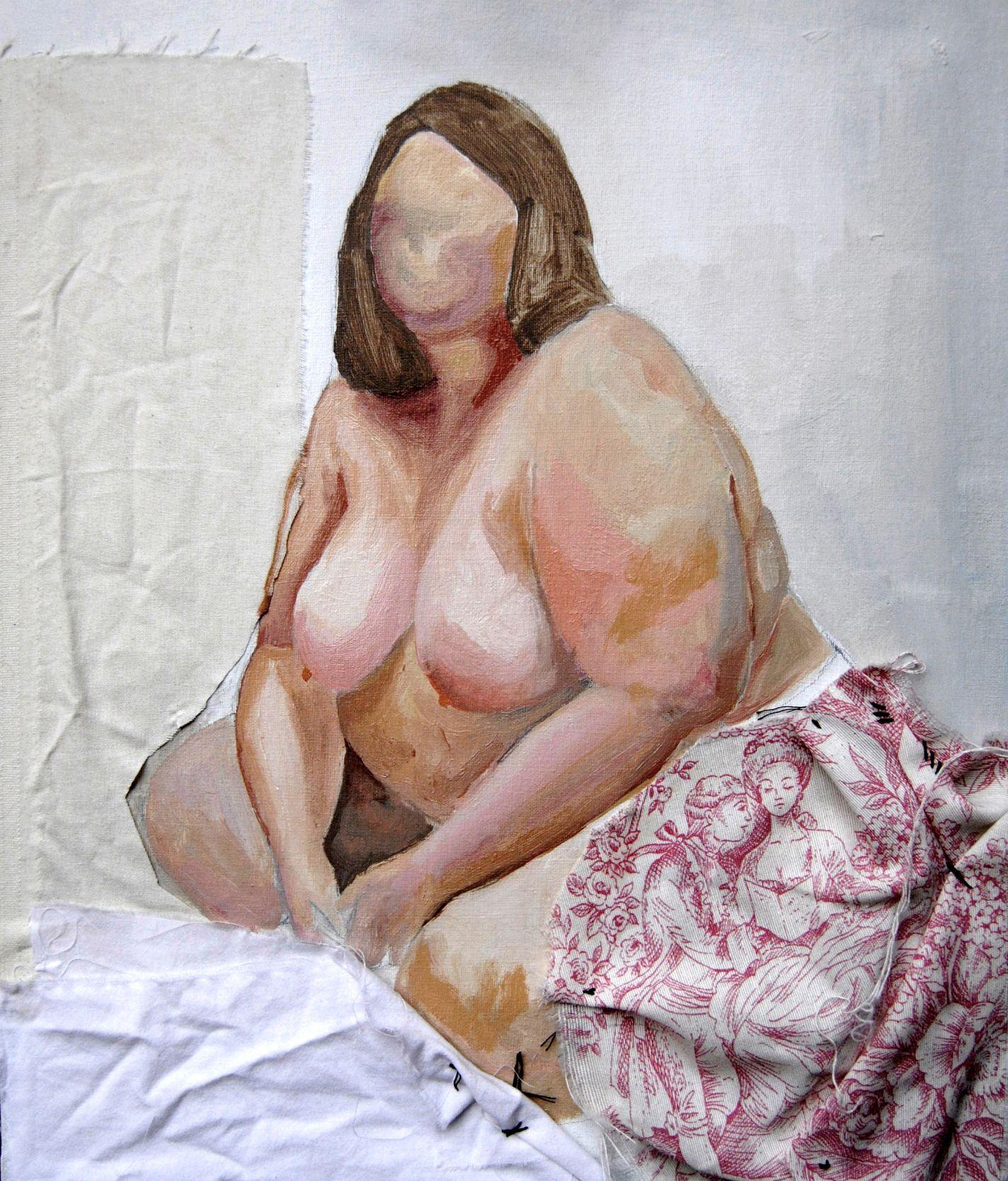 """Monstrua 01"" (2020) - Bárbara Gao"