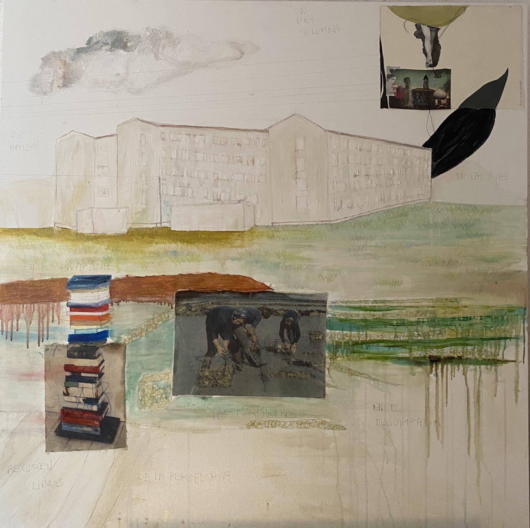 Las marisqueras (2020) - Carmen Hurtado Pérez