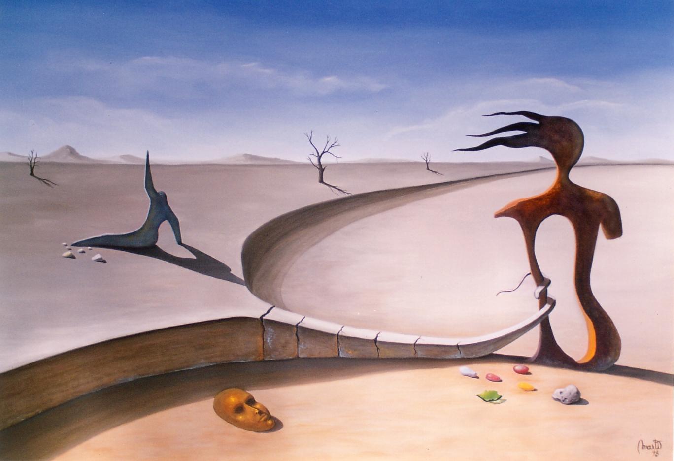 El valle de las almas (1998) - Martí Carbonell Carbonell