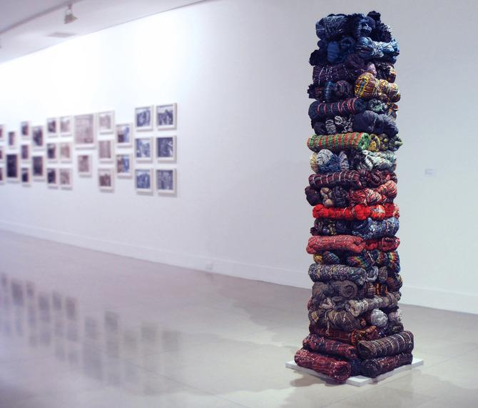 Columna Vertebral (2012) - Sandra Patricia Monterroso Juárez