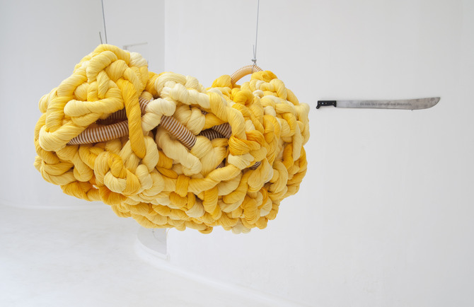 Nudo Gordiano (2011) - Sandra Patricia Monterroso Juárez
