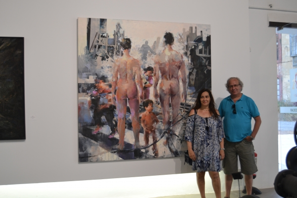 Certamen de pintura internacional Ramón Portillo-Ciudad de Motril